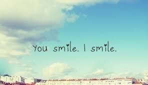 Did Anyone Smile To You Today?